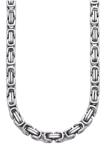 Firetti Edelstahlkette »Königskette, 6,5 mm breit« kaufen