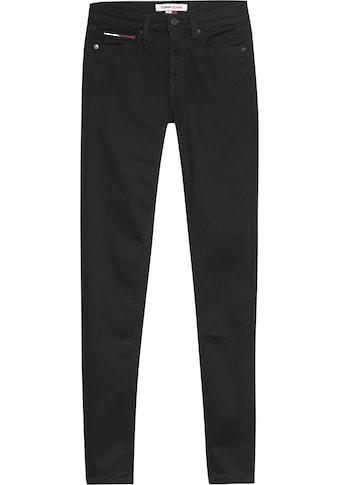 TOMMY JEANS Skinny - fit - Jeans »NORA MR SKNY« kaufen