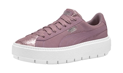 cdad6d4b618b2c PUMA Sneaker »Platform Trace Bio Hacki« kaufen