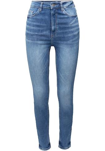edc by Esprit Skinny-fit-Jeans, aus weichem Super-Stretch Denim kaufen