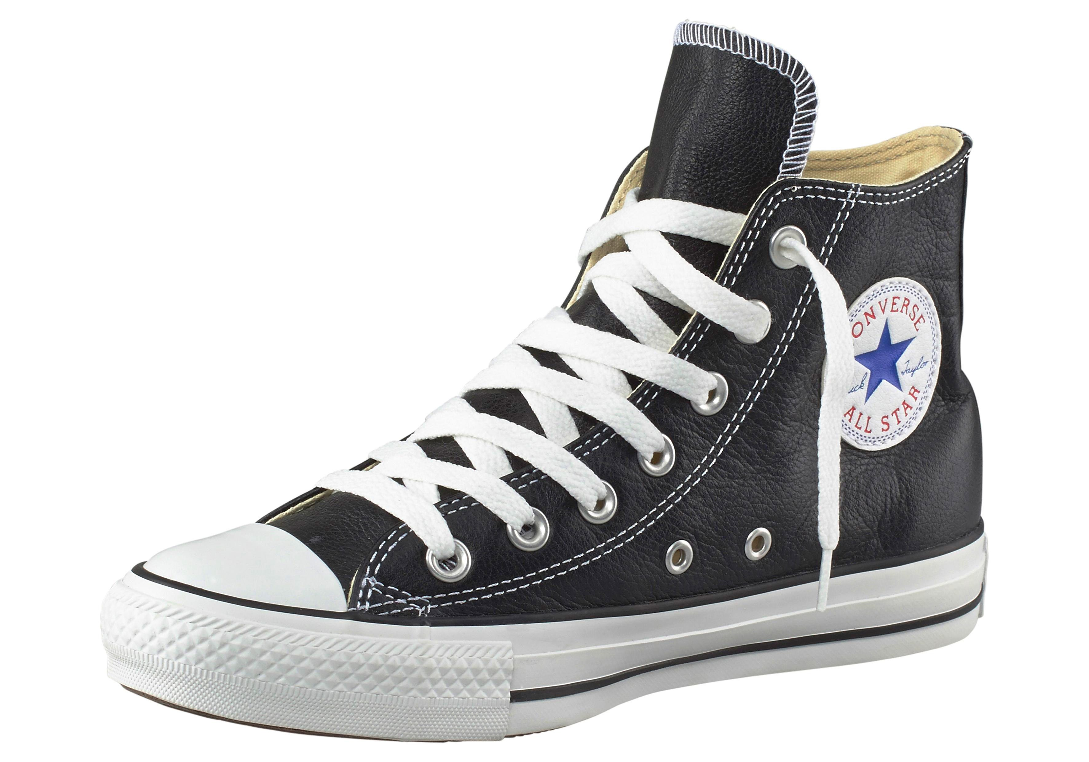 Converse Sneaker Chuck Taylor All Star Basic Leather Hi