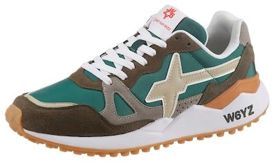 W6YZ Sneaker »Wolf M«, mit modischer Laufsohle kaufen