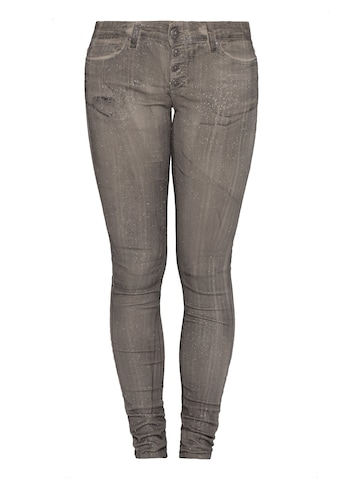 Blue Monkey Skinny - fit - Jeans »BM23 Nena grey« kaufen