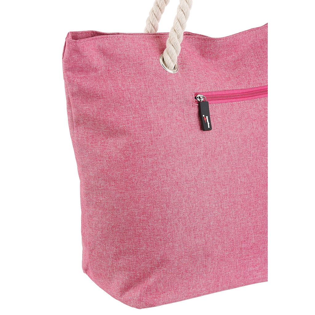 KangaROOS Shopper, schöne Sommertasche mit viel Stauraum