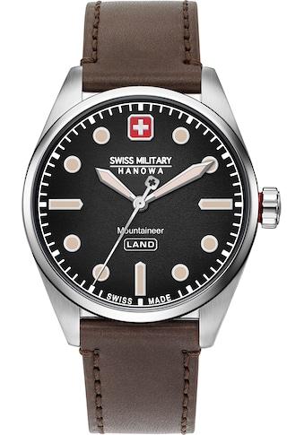 Swiss Military Hanowa Schweizer Uhr »MOUNTAINEER, 06-4345.7.04.007.05« kaufen