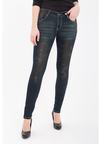 Blue Monkey Skinny - fit - Jeans »Honey 1107« kaufen