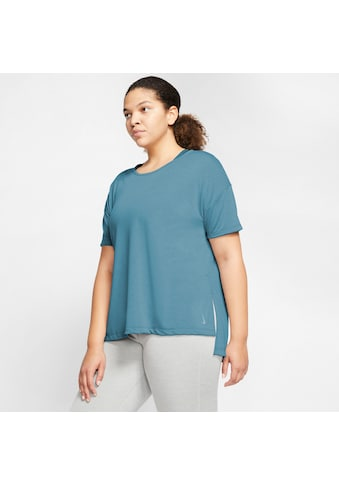 Nike Yogashirt »NIKE WOMENS SHORT-SLEEVE YOGA TRAINING« kaufen