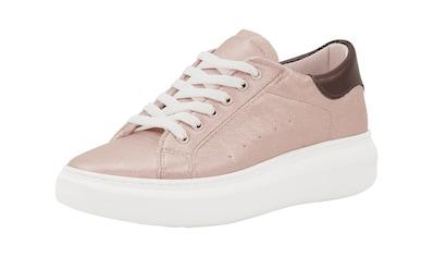Sneaker im Metallic - Look kaufen
