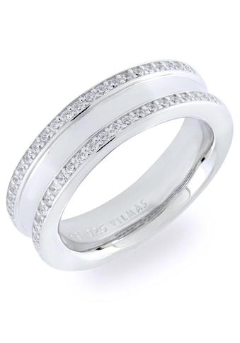 VILMAS Silberring »EVERYBODY'S DARLING, 4028146542518, 25, 32«, mit Zirkonia kaufen