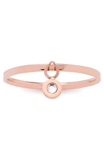 CIAO! BY LEONARDO Fingerring »Marta, 017076, 017077, 017078«, mit Kristallstein kaufen