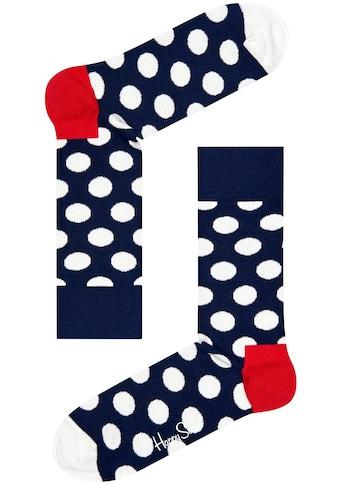 Happy Socks Socken Big Dot kaufen