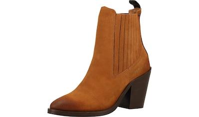 Replay High-Heel-Stiefelette »Leder« kaufen