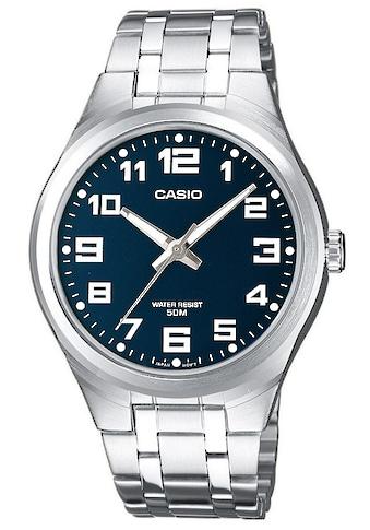 Casio Collection Quarzuhr »MTP-1310PD-2BVEF«, NEO-Display kaufen