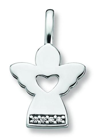 ONE ELEMENT Kettenanhänger »Anhänger Engel aus 925 Silber und Zirkonia«, Engel kaufen