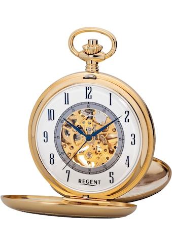 Regent Taschenuhr »11330083« (Set, 2 tlg., inkl. Kette) kaufen