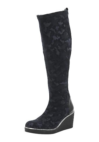 Stiefel mit Camouflage - Muster kaufen