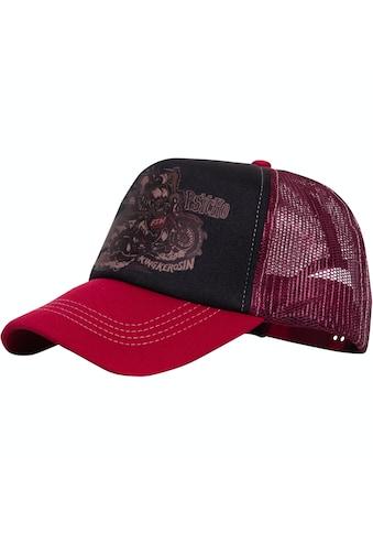 KingKerosin Baseball Cap »Moto Psycho« kaufen