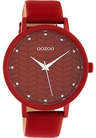 OOZOO Quarzuhr »C10656« kaufen