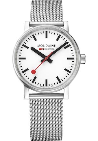 MONDAINE Schweizer Uhr »evo2, MSE.35110.SM« kaufen