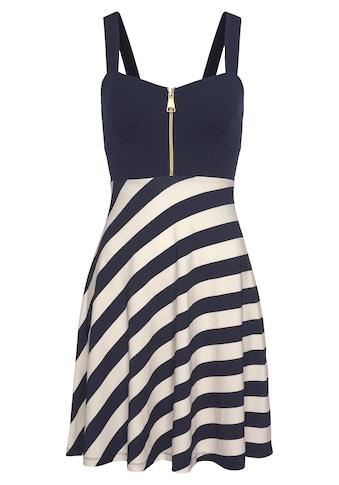 Melrose Sommerkleid, mit Reißverschluss-Detail - NEUE KOLLEKTION kaufen