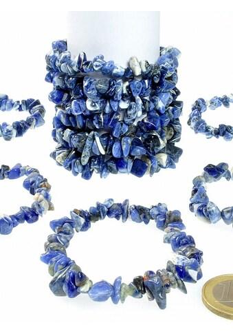 Adelia´s Armband »Damen Schmuck Armband blau 19 cm« kaufen