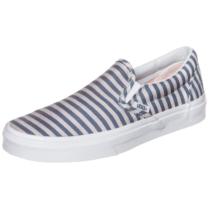 Vans Classic Slip On Stripes Sneaker Damen für Damen bei