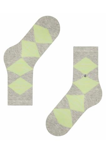 Burlington Socken »Multicolour Bonnie«, (1 Paar), mit Baumwolle kaufen