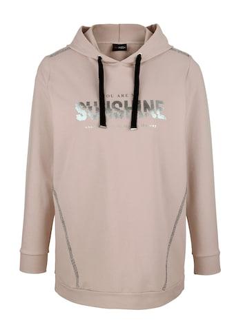 MIAMODA Sweatshirt, mit Foliendruck kaufen