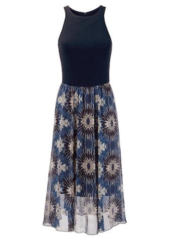 Aniston SELECTED Sommerkleid, im modischen Batik-Druck - NEUE KOLLEKTION kaufen