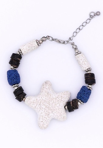 J.Jayz Armband »großer Stern, rhodiniert« kaufen