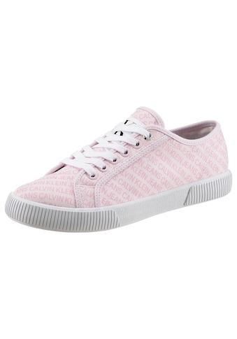 Calvin Klein Sneaker »SEMOKE«, mit Allover-Logoprint kaufen