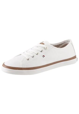 TOMMY HILFIGER Sneaker »ICONIC KESHA SNEAKER«, im Basic Look kaufen