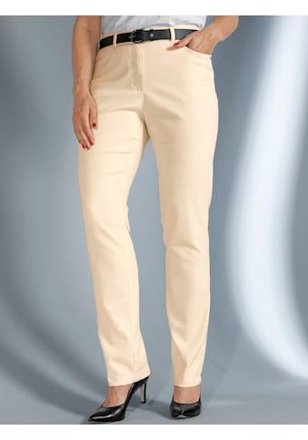 MIAMODA Hose hinten innen mit elastischem Gummi am Bund kaufen