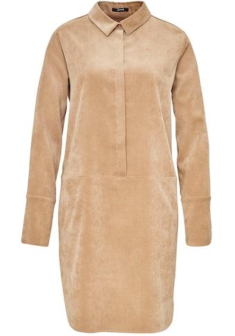 OPUS Hemdblusenkleid »Wusia«, mit seitlichen Schlitzen kaufen