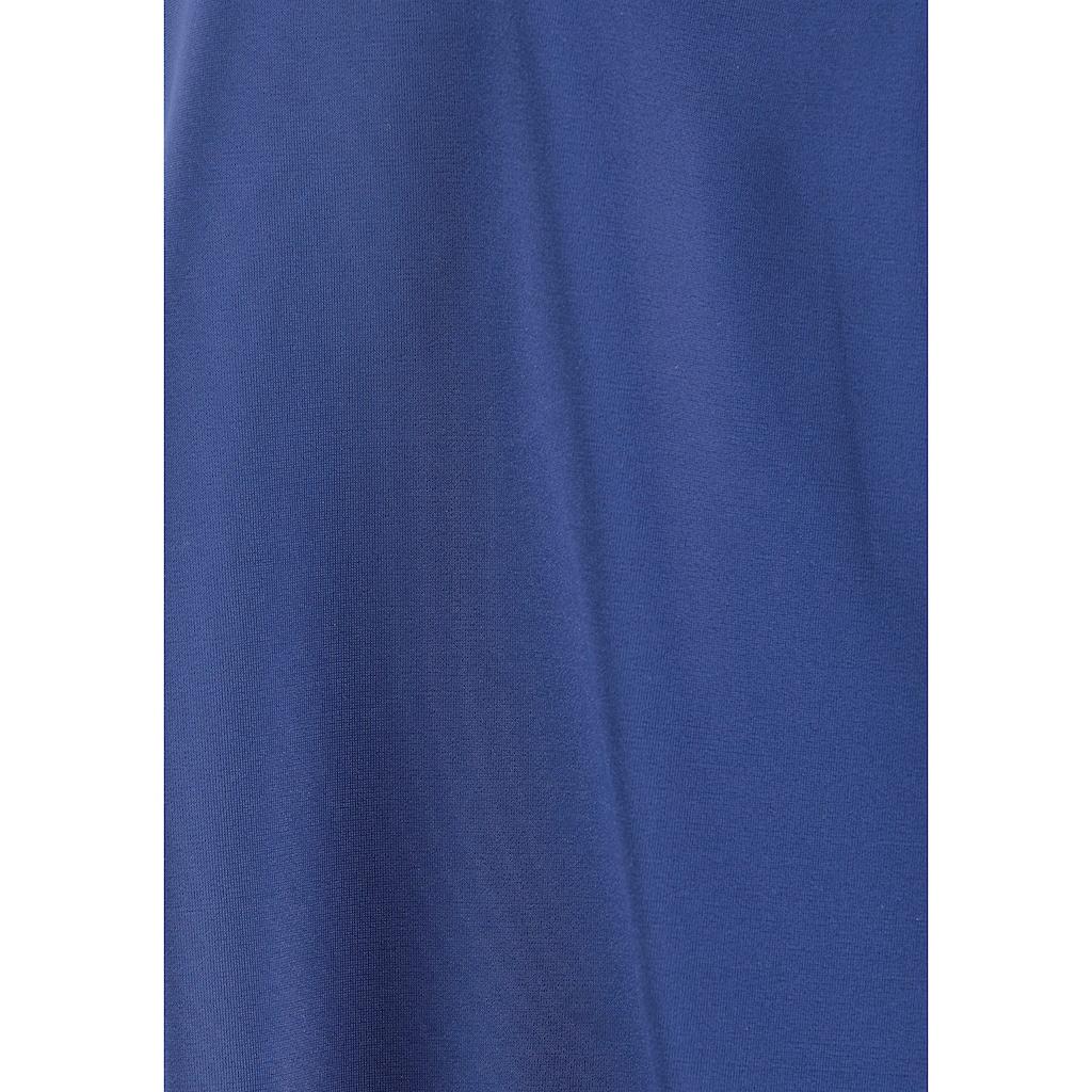 LASCANA Oversize-Tankini, mit Raffung