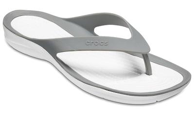 Crocs Zehentrenner »Swiftware Flip W« kaufen