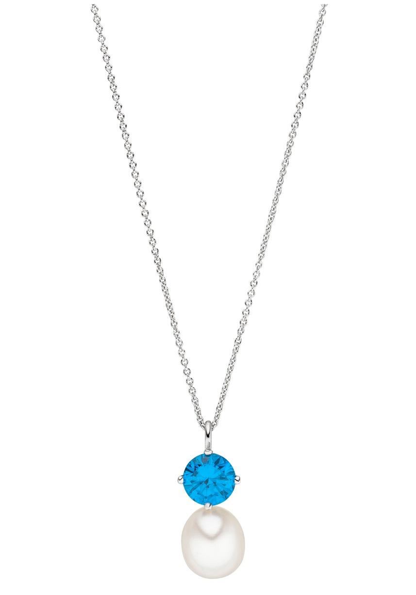 adriana kette mit anhnger r107 Feminine Halskette   schlicht, edel und zeitlos schön StgDb