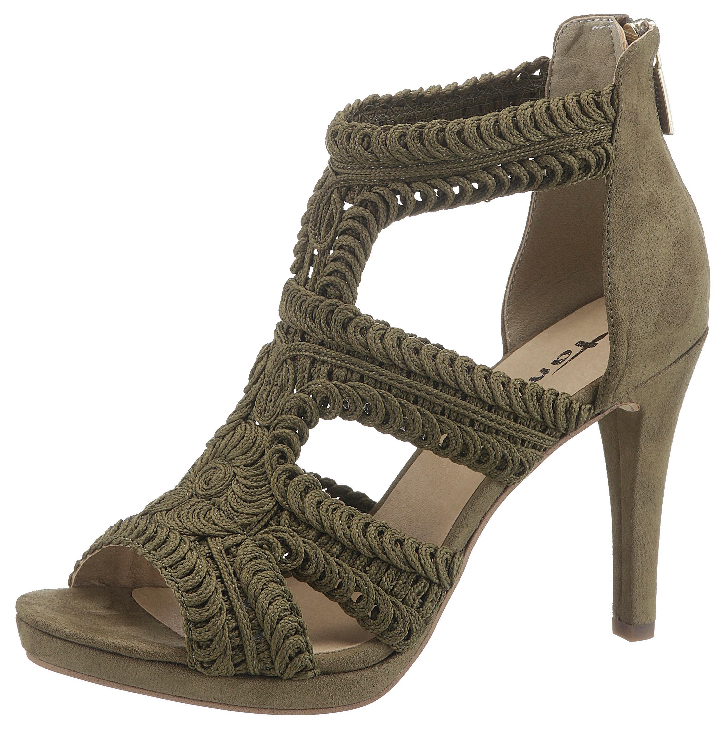 Tamaris High-Heel-Sandalette Myggia