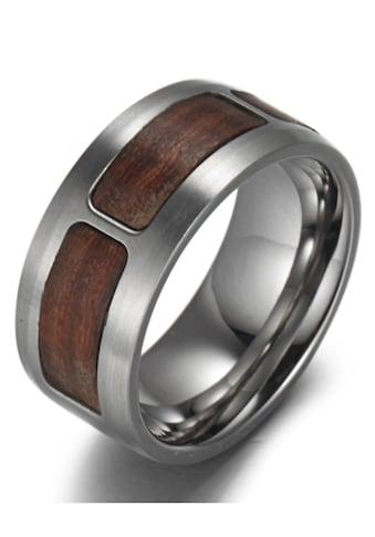 Firetti Fingerring »in glänzender und matter Optik« kaufen