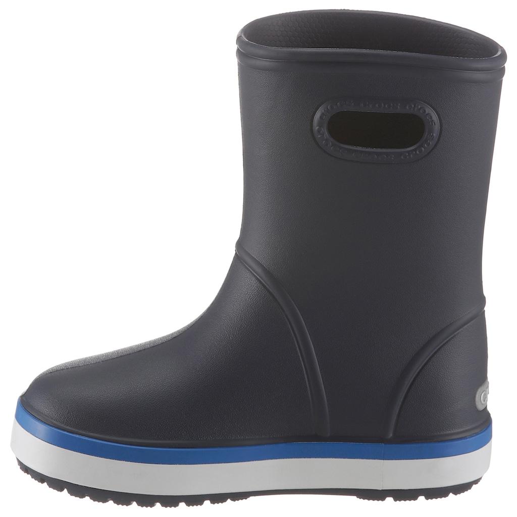 Crocs Gummistiefel »Crocband Rain Boot Kids«