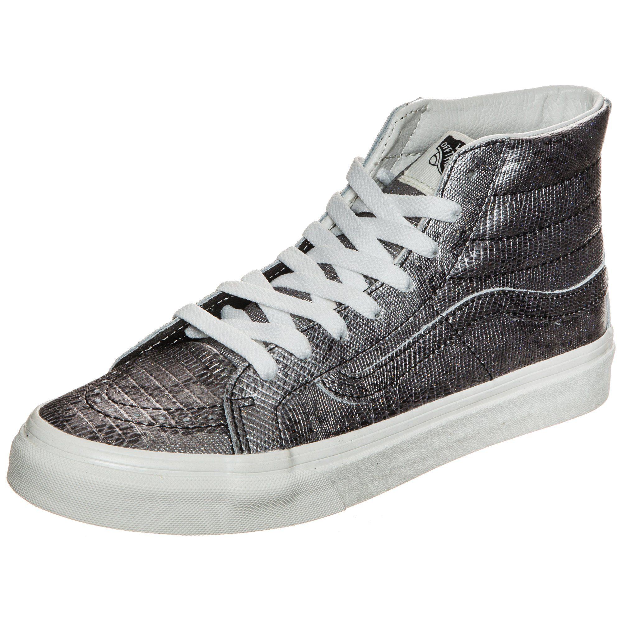Vans Sk8-Hi Slim Disco Python Sneaker Damen
