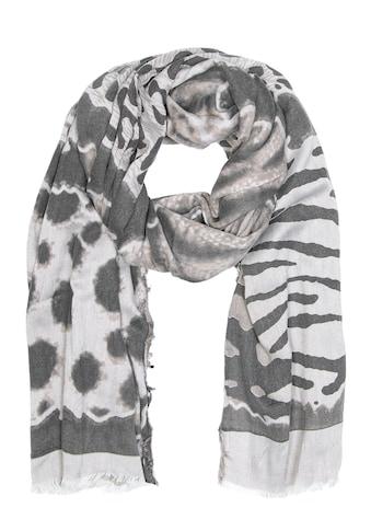 CASSANDRA Schal mit verspieltem Animalprint »Jungle« kaufen