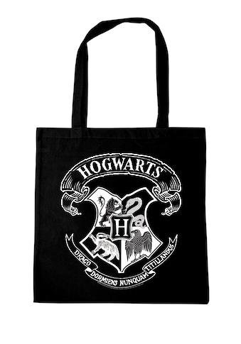 LOGOSHIRT Henkeltasche, mit schickem Hogwarts-Logo kaufen