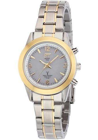 ETT Funkuhr »Gobi, ELS-11266-11ME«, (Set, 2 tlg., Uhr mit Ladelampe) kaufen