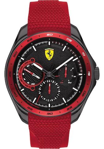 Scuderia Ferrari Multifunktionsuhr »Speedracer, 830681« kaufen