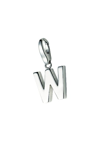 GIORGIO MARTELLO MILANO Charm Buchstabe »Buchstabe W« kaufen