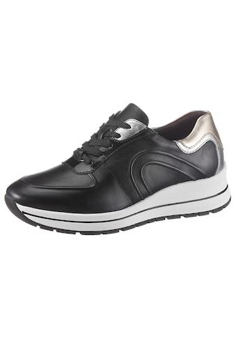 Tamaris Sneaker »Pure Relax«, mit Metallic-Details an der Ferse kaufen