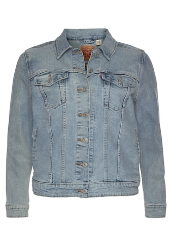 Levi's® Plus Jeansjacke »Original Trucker« kaufen