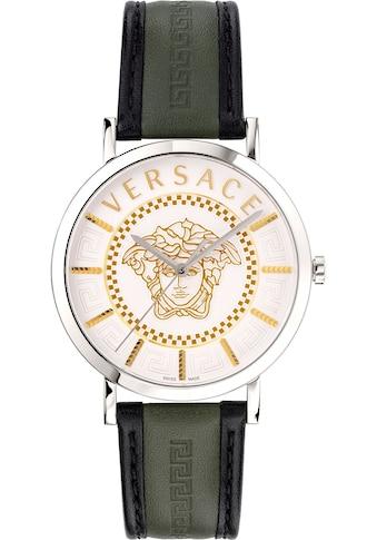 Versace Schweizer Uhr »V-ESSENTIAL 40 mm, VEJ400121« kaufen