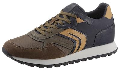 Geox Sneaker »PONENTE«, mit patentierter Geox-Spezial-Membrane kaufen